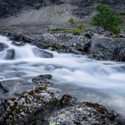 deroč potok