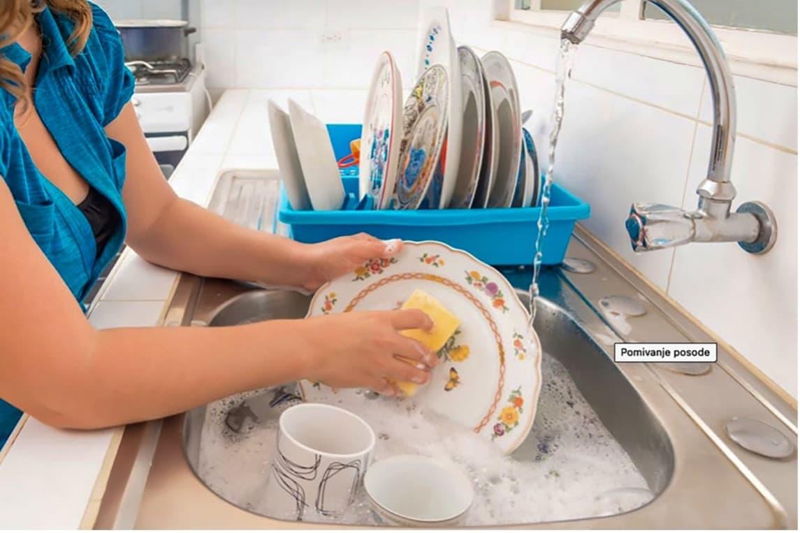 pranje posode